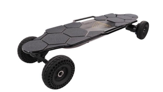 Cruise Anywhere With 19% Off This All-Terrain Electric Skateboard
