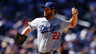 Video Of Clayton Kershaw Holding 6 Baseballs In One Hand Is Absolutely Fascinating