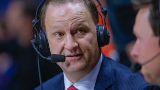 Dan Dakich Lost Money Betting On The NCAA Tournament And Is Now Delivering Food To Make Back His Losses