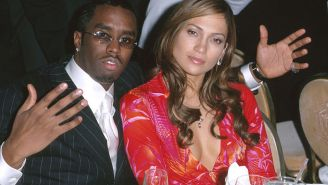 Diddy Shouts Out Jennifer Lopez (And Also Ben Affleck, Sort Of) In Savage Instagram Post