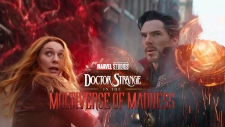 """Elizabeth Olsen Is Already Screwing With Fans About The """"Surprises"""" In 'Doctor Strange 2'"""