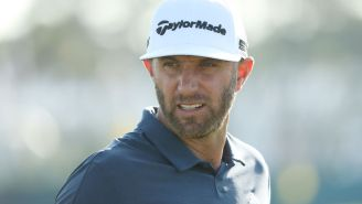 Dustin Johnson Not Having A Clue What Putter He's Using At The PGA Championship Is Fantastically On-Brand