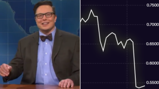 The Internet Was Furious After Robinhood's Servers Crashed While Watching Dogecoin Prices Plummet During Elon Musk's SNL Appearance