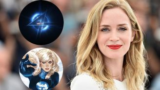 Emily Blunt Took A Big Steaming Deuce On The Idea Of Being Cast In 'Fantastic Four'