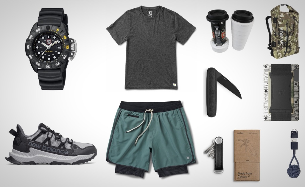essential rugged everyday carry items
