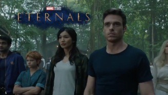 Marvel Studios Has FINALLY Released The First Look At 'Eternals'