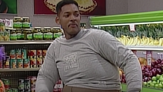 Will Smith Proudly Shows Off The Dad Bod He's Currently Rocking To Help Us All Feel Better About Ours