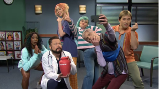 'Gen Z Hospital' Sketch Featuring Elon Musk Is Being Called The Worst Skit In History Of SNL