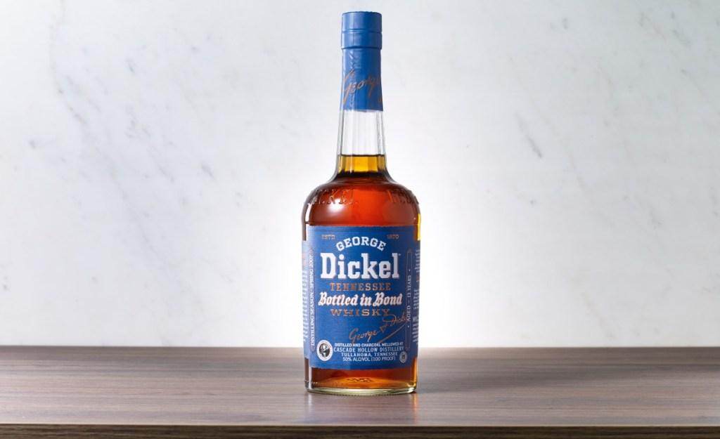 George Dickel Bottled in Bond Spring 2021