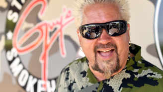 Guy Fieri's New Food Network Deal Is Worth An Insane Amount Of Money And He Deserves Every Single Cent