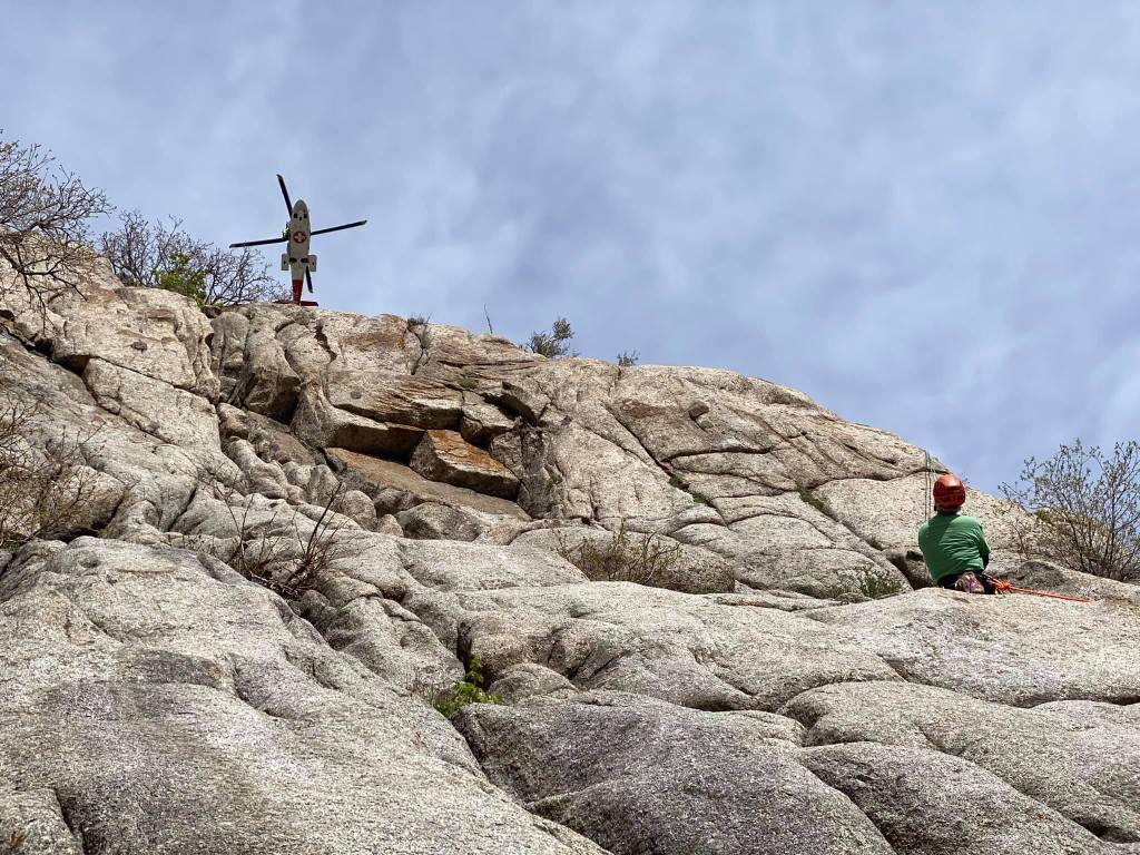 Hiking rescue Certain Death Utah Boulder accident
