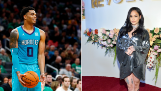 Hornets Star Miles Bridges Shoots His Shot At Kyrie Irving's Ex-GF Kehlani With Wild Comment On TikTok