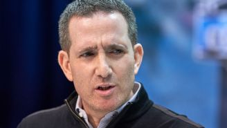 Eagles' GM Howie Roseman Explains That Awkward Exchange He Had With A Team Scout At The NFL Draft
