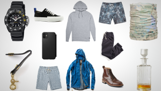 Save Up To 35% On The Hottest Men's Gear In Huckberry's Memorial Day Weekend Sale