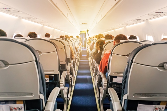 A new initiative, which was outlined in a recent Federal Aviation Administration (FAA) advisory, may cause airlines to ask passengers their weight as seen in the HBO show Curb Your Enthusiasm.