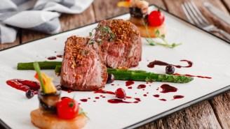 The Internet Is Downright Furious That A Steak Restaurant Has A $100 Minimum