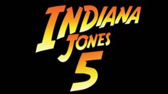 I Don't Want To Get Your Hopes Up, But The Early Signs From 'Indiana Jones 5' Are Very Promising