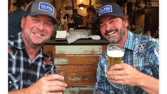Island Brands Beer: How Two Buddies Are Taking On Big Beer With A Light Beer And Chill Vibes