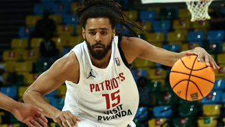 One Of J. Cole's Opponents Called His Decision To Play Basketball In Africa 'Disrespectful' And Rick Ross Had Some Thoughts