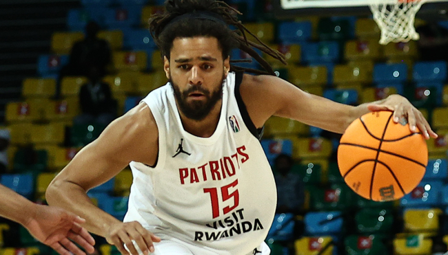 J. Cole africa basketball criticized disrespectful