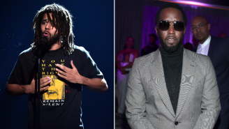 J.Cole Appears To Confirm 8-Year-Old Rumor About Getting Into Fight With Diddy At A Party On New Album