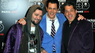'Jackass' Director Files Restraining Order Against Bam Margera After Bam Put Him On Blast Over Firing