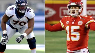 Patrick Mahomes, Tyreek Hill And Other NFL Players Are Angry The Broncos Might Not Pay Ja'Wuan James $10 Million Salary After Season-Ending Injury