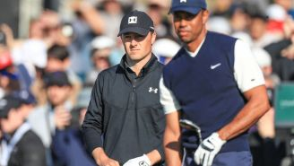 Jordan Spieth Shares Insight Into Tiger Woods' Mindset During Past Struggles, Says He's The Only Golfer He Knows Who Never Gets Down On Himself