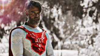 INTERVIEW: Josh Duhamel On 'Jupiter's Legacy', Fatherhood, And Timothy Olyphant's Christmas Cards