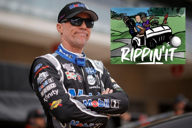 kevin harvick rippin it podcast