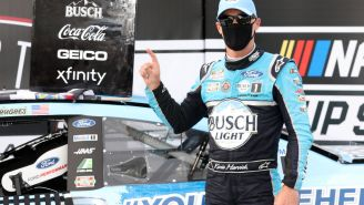 Kevin Harvick Shares How Weird It Was To Race Without Fans And The Noticeable Silence After His Win At Darlington