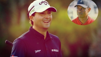 Kevin Kisner Asked Tiger Woods To Tell His 'Chick Stories' Over A Few Beers, Tiger Wasn't Having It