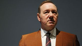 Kevin Spacey Has, Somehow, Landed A New Movie Role