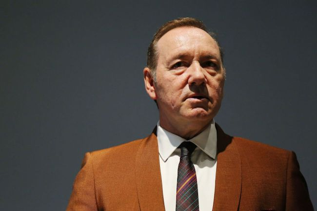 Kevin Spacey Lands First Movie Role Since Sexual Assault ...