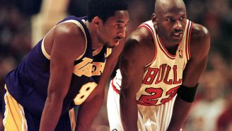 Tequila & Competition: The Final Text Messages Between Michael Jordan & Kobe Bryant Revealed
