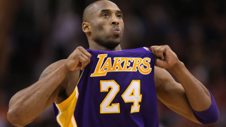 This Story About Kobe Bryant Reserving Empty Seats At His Restaurant Table Is Why He Was One Of The Greats