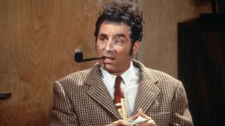 'Seinfeld' Writer Figures Kramer Would Be In Both QAnon AND Antifa 'To Cover His Bets'
