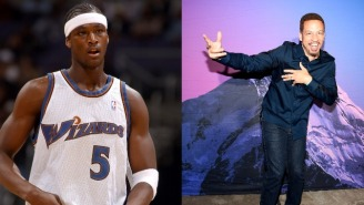 Kwame Brown Sounds Off On Chris Broussard For The Crime Of Defending Him