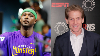 Kwame Brown Roasts Skip Bayless And Calls Him A 'Pale Face B***** In Latest Rant