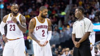 Larry Sanders Details The Tension Between LeBron James, Kyrie Irving During Their Time In Cleveland