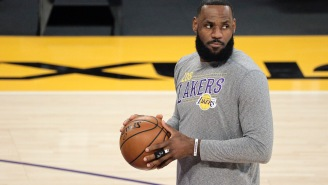 Even With LeBron James, The Lakers Have A Better Shot Losing Play-In Game Than Repeating As NBA Champs