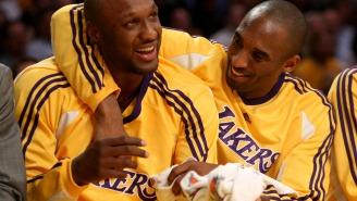 Lamar Odom Opens Up About Using Ketamine To Treat Addiction And How It Prevented Relapse After Kobe Died