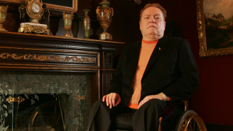 FBI Claims 'Hustler' Founder Larry Flynt Plotted To Detonate A Wheelchair Suicide Bomb In The Supreme Court In Newly Released Files