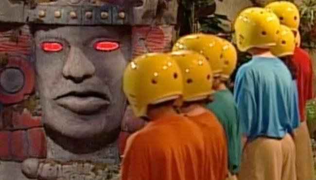 legends of hidden temple casting application