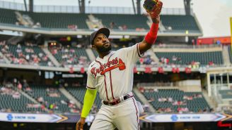 Braves Star Marcell Ozuna Allegedly Strangled Wife, Hit Her With His Cast In Front Of Police