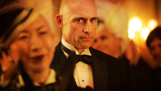 'Cruella' Star Mark Strong On How He Crafted His Mysterious Character