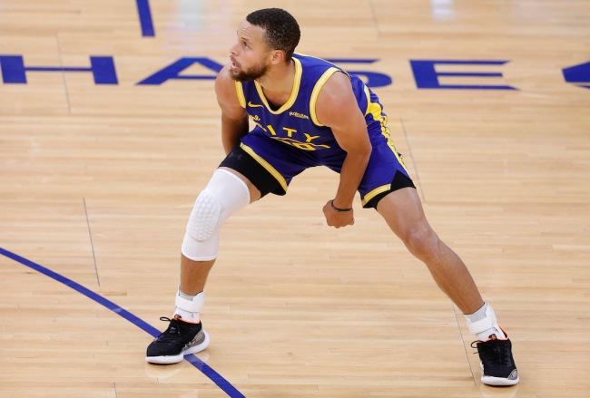 ESPN's Max Kellerman claims Steph Curry has choked in all but one NBA Finals series he's played in