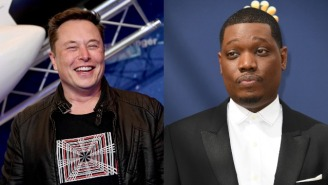 Michael Che Is In Full Support Of Elon Musk Hosting SNL: 'White People Just Don't Like Their Billionaires'