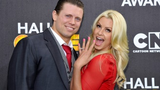 WWE's Miz & Maryse's First Date Was At A Sex Shop In Wichita, Proving Love Really Can Be Found In A Hopeless Place