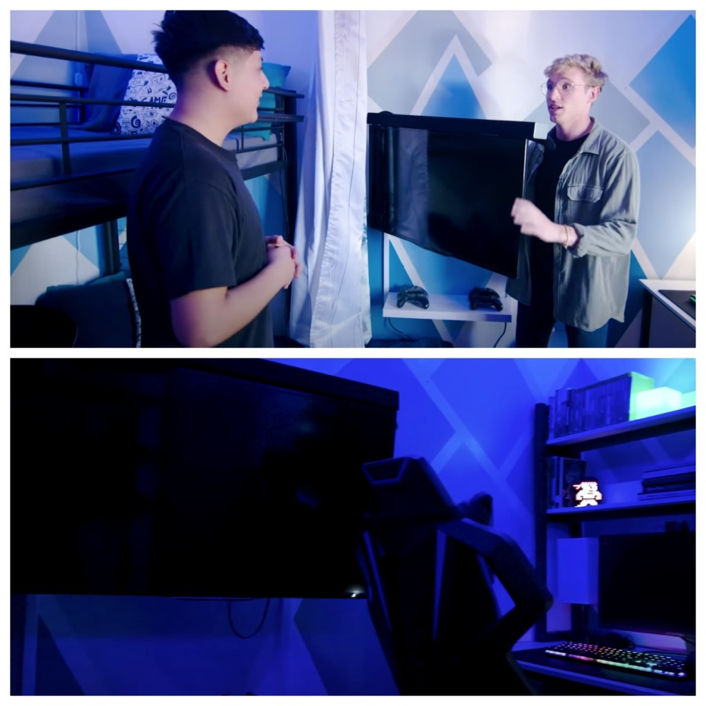 MMG surprises HS fan with $15,000 gaming setup